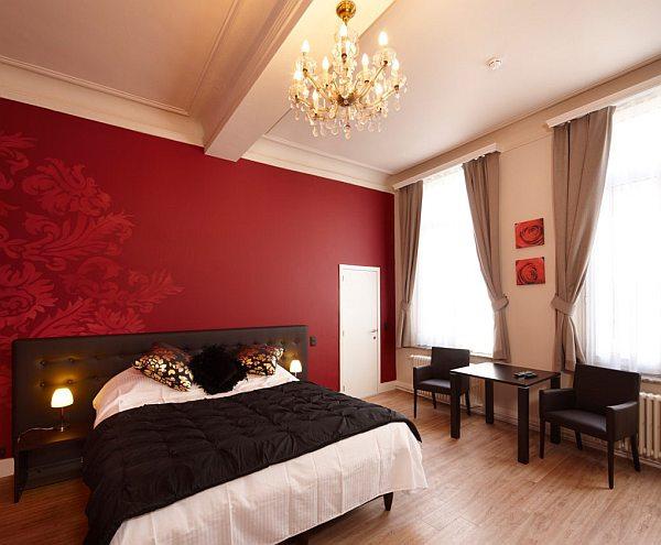 Gent - Hotel Onderbergen - elegáns szoba