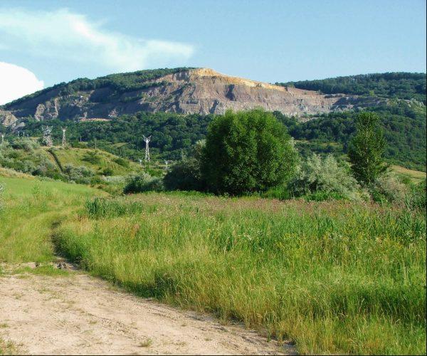 Süttő hegy és bánya