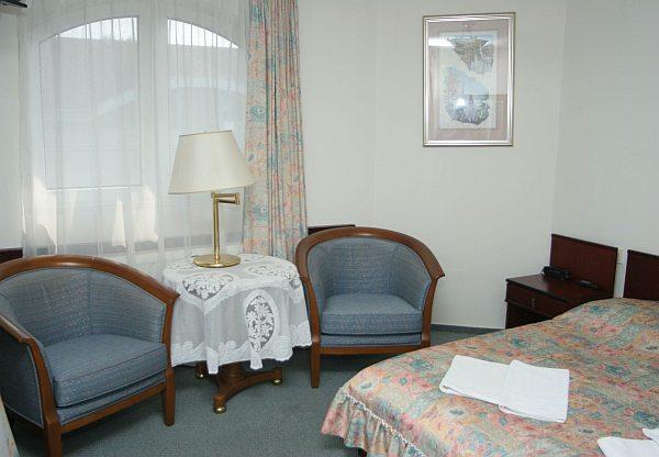 Villa Rosa Hotel: szoba