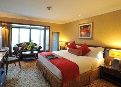 Deluxe szálloda szoba Nairobiban