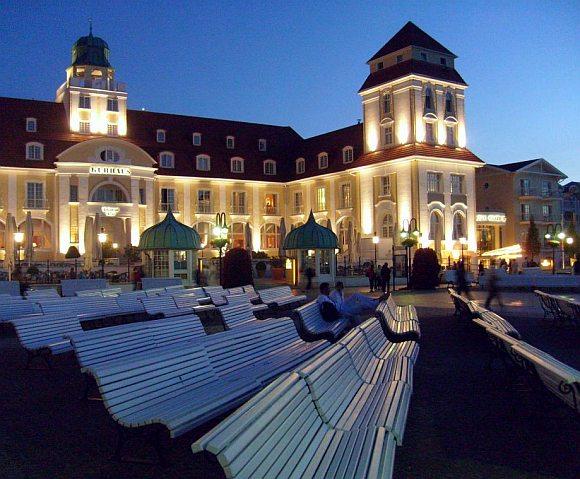 Rügen szálloda