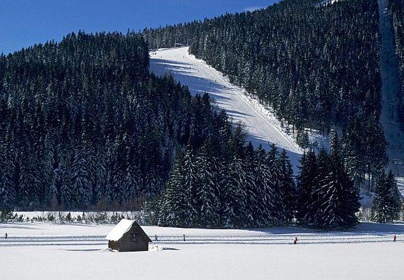 Velden, Ausztria télen