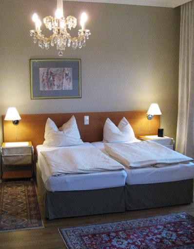 Apartment Hotel Höehenstrasse 3***