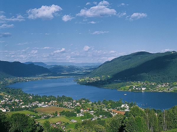 Ossiacher-See, tó Ausztria