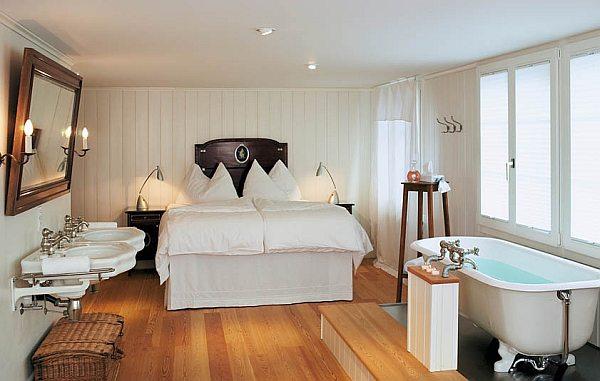 Boutique-Hotel Schlüssel dizájn szoba