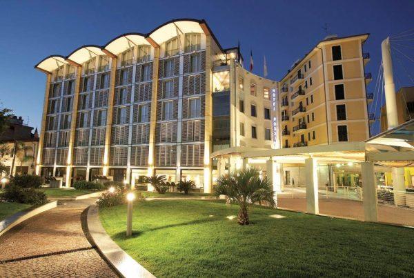 Hotel Rossini Al Teatro szálloda
