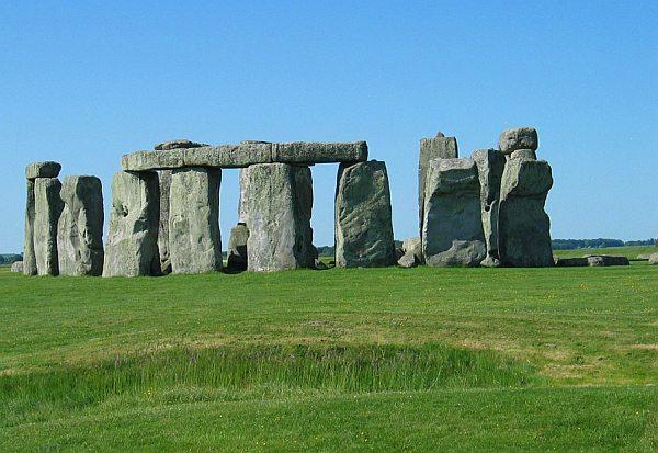 Stonehenge kövek