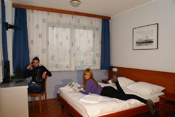 Vodisek Hotel: szállodai szoba
