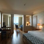 Excelsior Palace Hotel luxus lakosztály