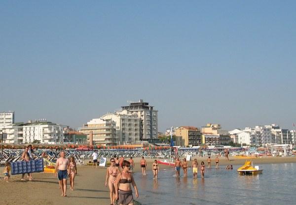 Cattolica tengerpartja