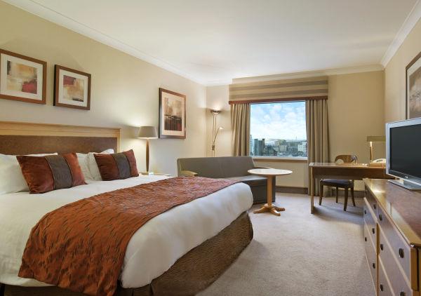 Hilton luxus szálloda Glasgow 5*****