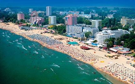 Sunny Beach - Napospart