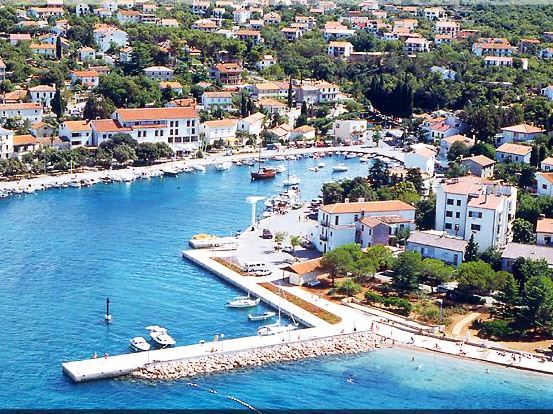 Malinska Horvátország Krk