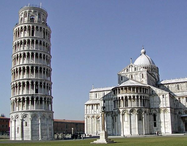 Pisa fő látványossága