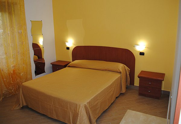 B&B Insula Portus szoba