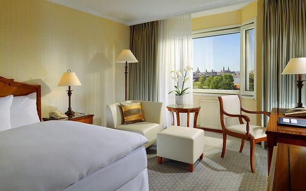 The Westin Bellevue Dresden szoba
