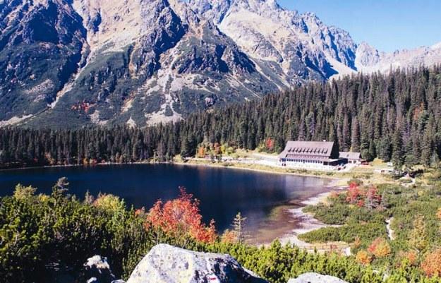 Vysoké Tatry - Magastátra tó