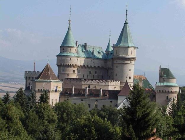 kastély, vár