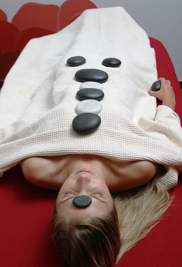 wellness pihenő