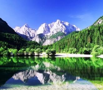 Kranjska Gora tájkép