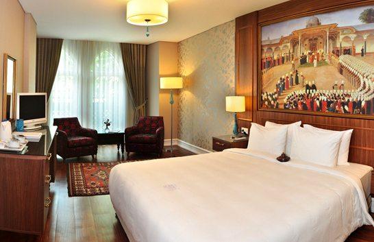 Neorion Hotel Isztambul