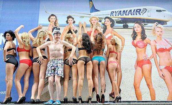 Ryanair vezér