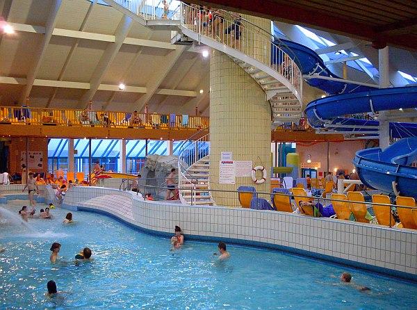 Lutzmannsburg élményfürdő, télen-nyáron