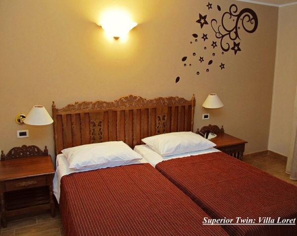 Belvedere Resort Hotel & Camping: üdülő és kemping
