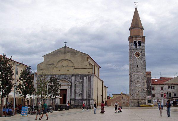 Umag Horvátország