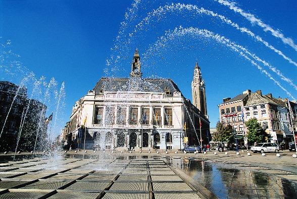Charleroi, Belgium