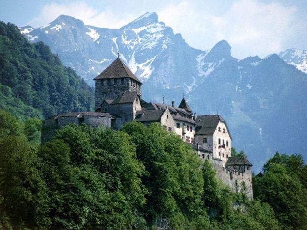 Liechtenstein kastély