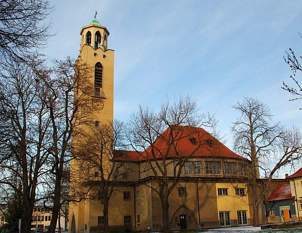 Erfurt templom