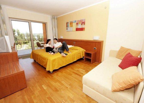 Salinera: szállás nagy szoba