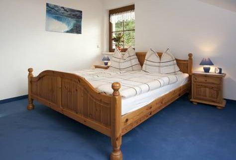 Ferienwohnung Scholz: apartman hálószoba