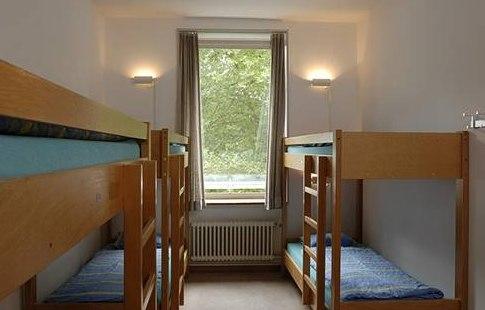 6-ágyas szoba Hostel emeletes ágyak
