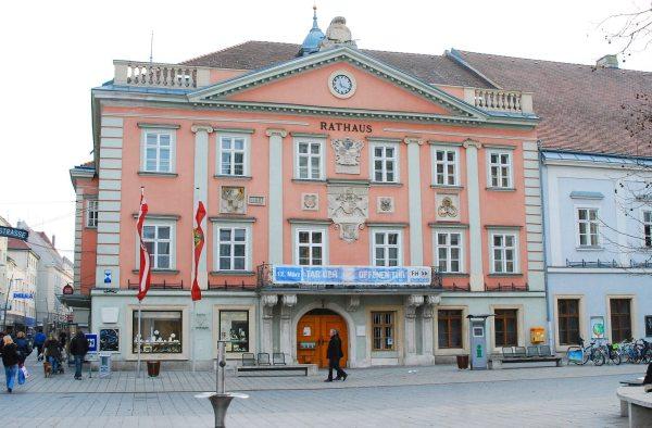 belváros városháza