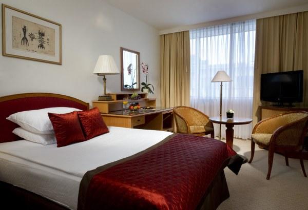 Hotel Lev: 5 csillagos ljubljanai szálloda
