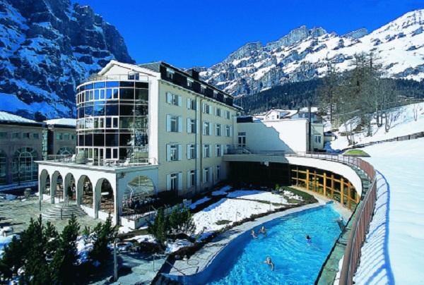 Leukerbad Lindner Hotels & Alpentherme Leukerbad