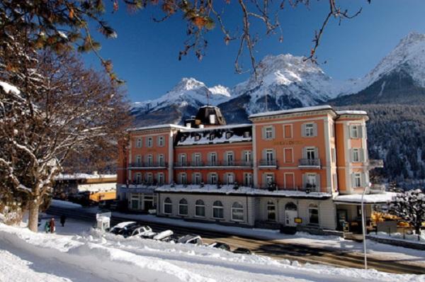 Scuol Hotel Belvedere