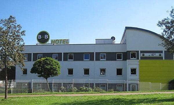Herne B&B Hotel Bochum-Herne