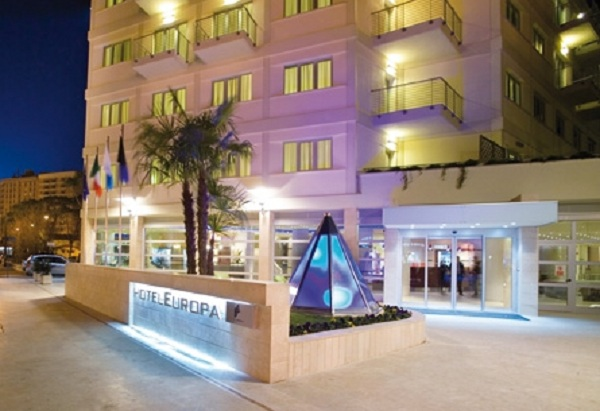 Latina Hotel Europa