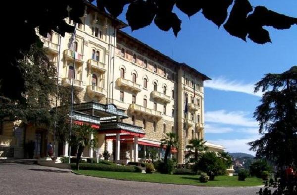 Fiuggi Grand Hotel Palazzo Della Fonte