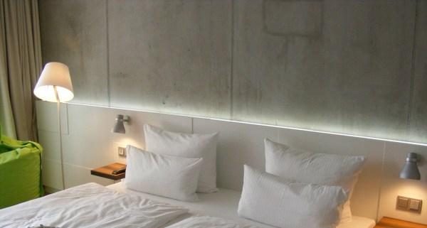 Münster szálloda szoba