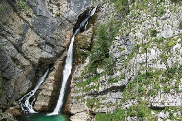 Savica, száva vízesés