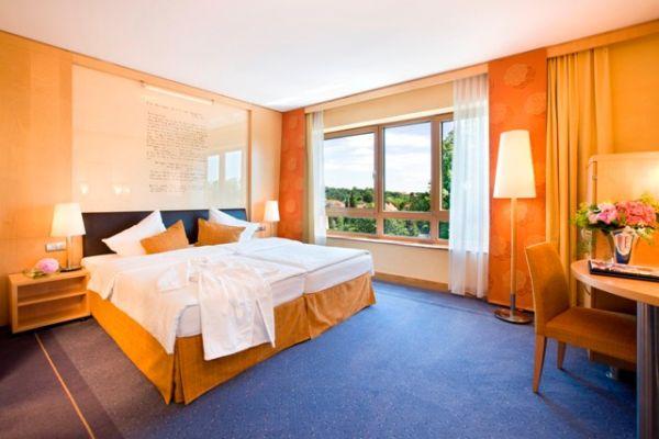 Steigenberger Hotel Remarque szoba