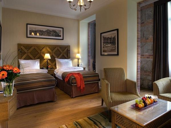 Csorbató Grand Hotel Kempinski Magas Tátra