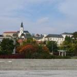 Nitra belvárosa