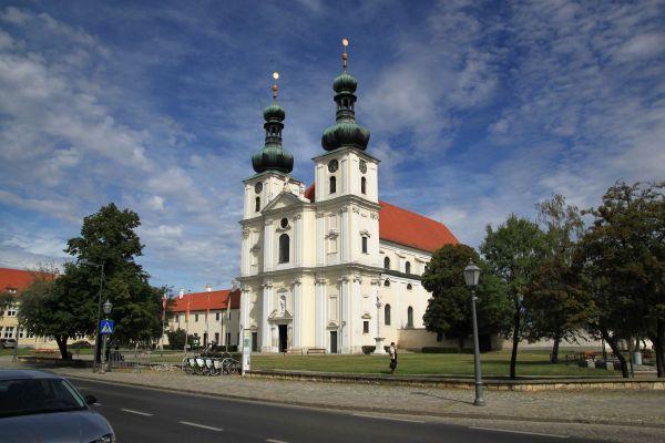Frauenkirchen - templom
