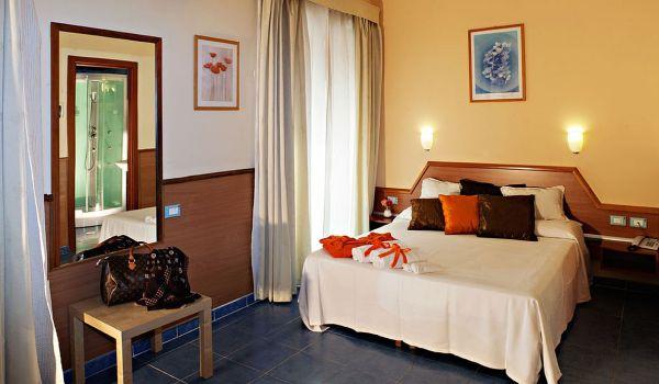 Ostia Antica Park Hotel and Spa - szoba