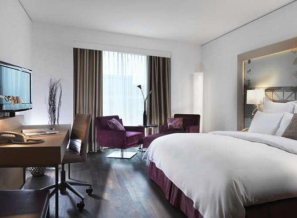 Renaissance Zurich Hotel - szoba